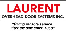 Laurent Overhead Door Systems logo